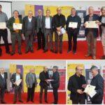 Prix décerné à une revue associative régionale : la revue des collectionneurs du Pays de Vesoul.