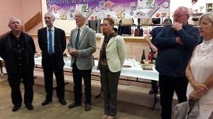 Congrès annuel des associations philathélistes de Bourgogne Franche-Comté à Scey-Sur-Saône