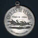 Médailles de VESOUL